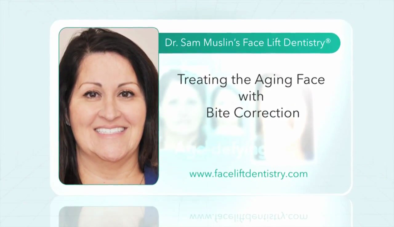 video Porcelain Veneers and Cosmetic Dentistry vs. Face Lift Dentistry®